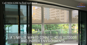 A simpler way to connect your outdoor and indoor environments